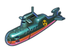 Icon Nuclear Submarines