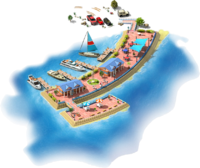 Ocean Liner Port L1