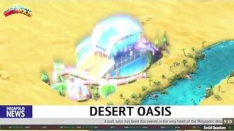 UPDATE - 10.06.2015 - Desert Oasis