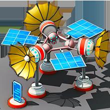 CS-60 Communications Satellite L1