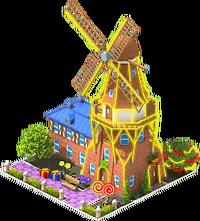 Castrolanda Windmill