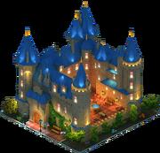 Chateau de Saumur (Night)