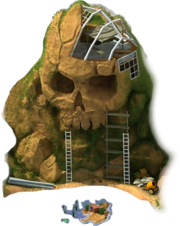 Skull Cliff Construction