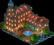 Assezat Palace (Night)