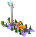 Gold CMS-38 Monument