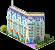 Old Paris Hotel