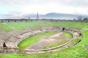 RealWorld Amphitheater of Pompeii