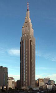 RealWorld Yoyogi Building