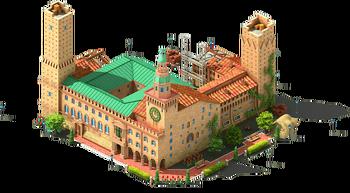 Bologna Town Hall L1