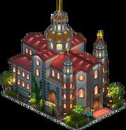 La Orotava Church (Night)