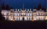RealWorld Waddesdon Manor (Night)