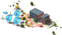 Solar Thermal Plant L1