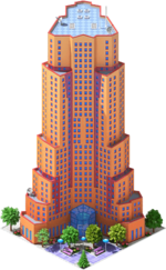 Teleport Towers Office Building