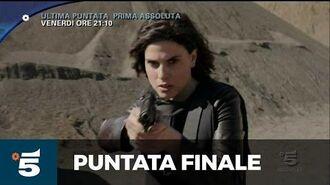 Squadra Antimafia - Il ritorno del Boss - Ultima Puntata - Venerdì 11 novembre, 21.10, Canale 5
