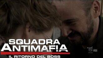 Squadra Antimafia, Il Ritorno del Boss - Il toccante incontro di De Silva con la madre