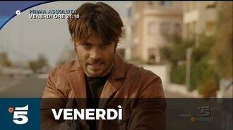 Squadra Antimafia - Il ritorno del Boss - Venerdì 14 ottobre, 21.10, Canale 5