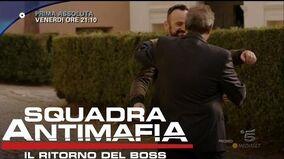 Squadra Antimafia, Il Ritorno del Boss - Anticipazioni dell'ottava puntata