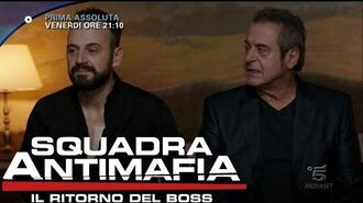 Squadra Antimafia, Il Ritorno Del Boss - Anticipazioni della settima puntata