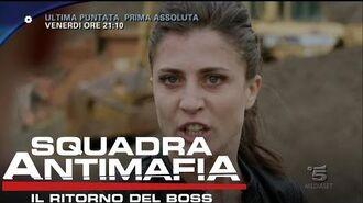 Squadra Antimafia, Il Ritorno del Boss - Anticipazioni della decima puntata