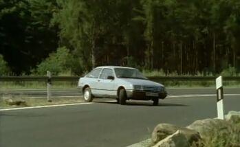 Ford Sierra 4