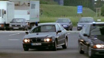 BMW E39 4