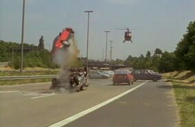 Inferno sulla A4 1