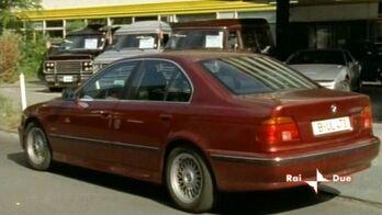 BMW E39 3