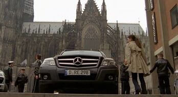 Mercedes-Benz X204 1