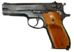 Smith & Wesson 39 1