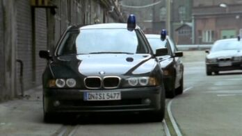 BMW E39 5