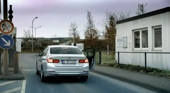 BMW F30 3