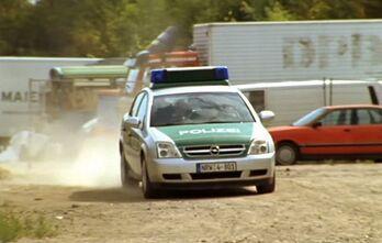 Opel Vectra C 2