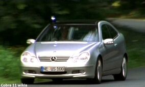 Mercedes-Benz CL203 1