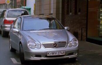 Mercedes-Benz CL203 2
