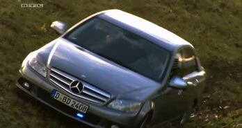Mercedes-Benz W204 1