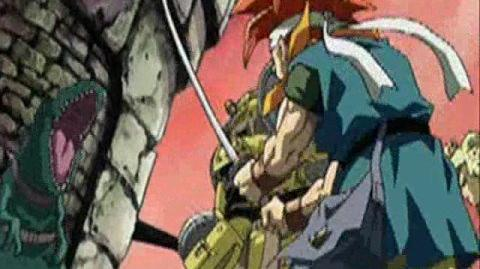 Chrono Trigger DS Intro Anime Trailer!