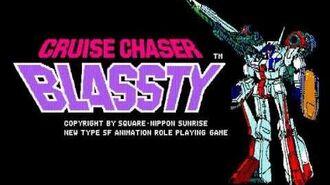 Sm14348421 -【店頭デモ】 ブラスティ(PC-88) Cruise Chaser Blassty Store Demo (PC88)