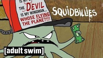 The Many Jobs of Early Cuyler Squidbillies Adult Swim