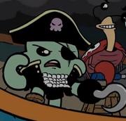 Captain Squiddle