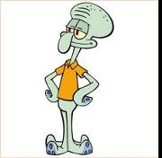 Mr. Squidward