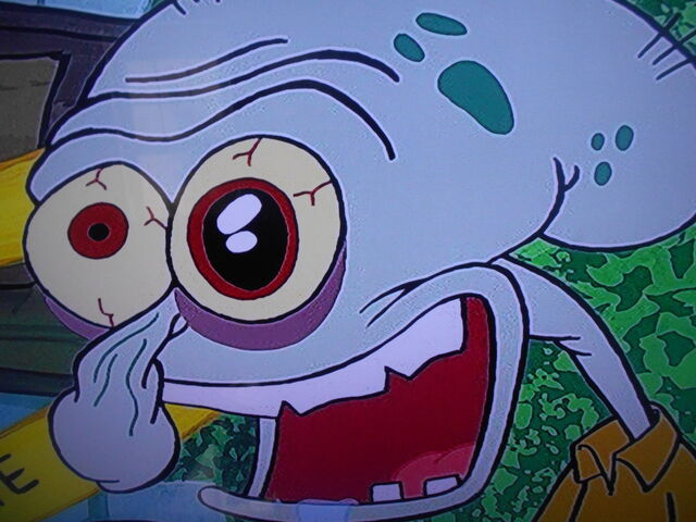 File:Squidward weird face.jpeg