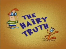 The Hairy Truth Title Card