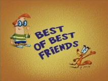 Best of Best Friends Title Card