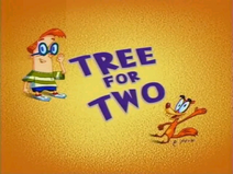 Tree for Two Title Card