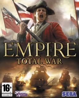 Empire Total War cover art