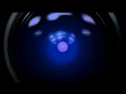 Robotdamian 2 hal-9000 focus