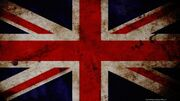 Great Britain Grunge National Flag