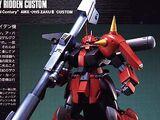 AMX-011S Zaku III Ridden Custom