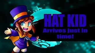 Super Smash. Bros Lawl Nova Moveset Hat Kid (A Hat in Time)