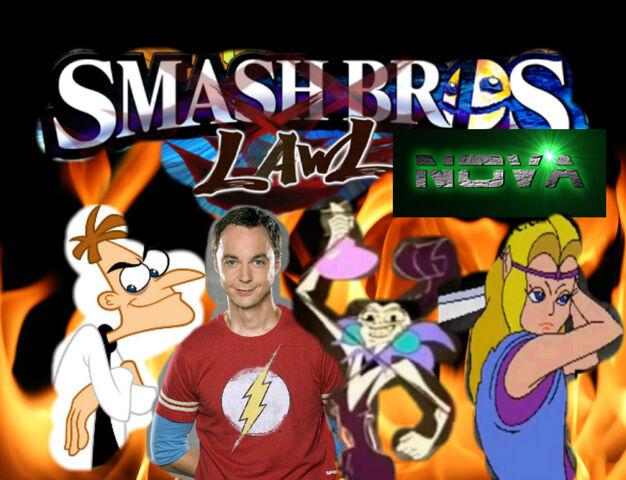 File:Smash Bros Lawl Nova Logo.jpg